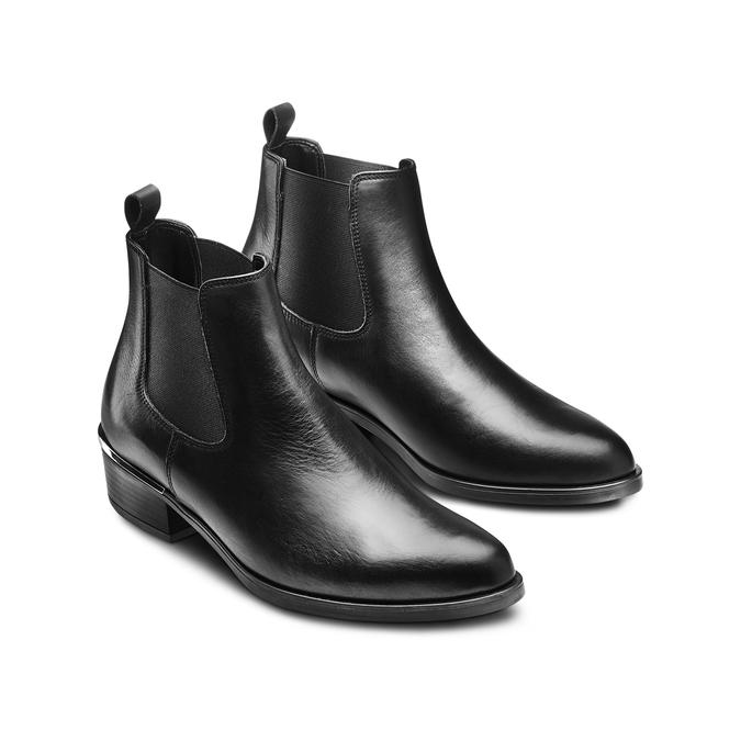 BATA Chaussures Femme bata, Noir, 594-6791 - 16