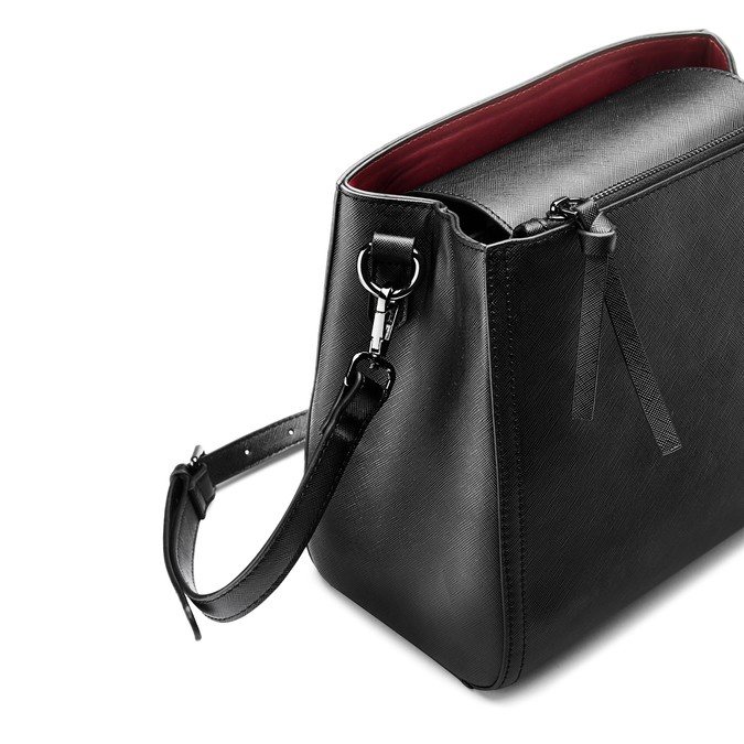 Bag bata, Noir, 961-6529 - 15