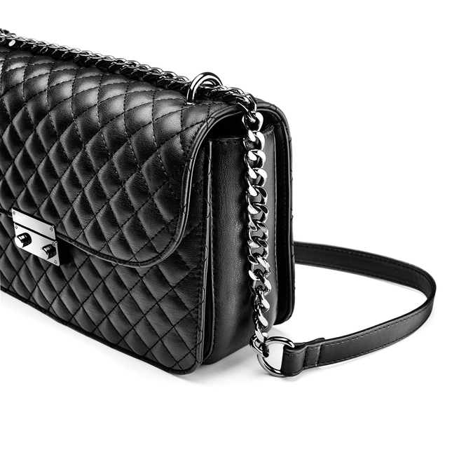 Bag bata, Noir, 961-6525 - 15