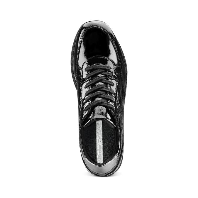 BATA Chaussures Femme bata, Noir, 648-6103 - 17