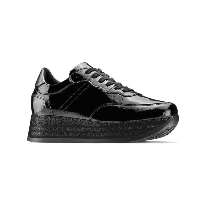 Women's shoes bata, Noir, 648-6103 - 13