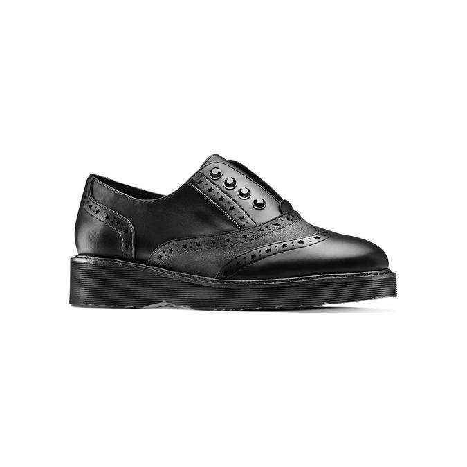 Women's shoes bata, Noir, 511-6292 - 13