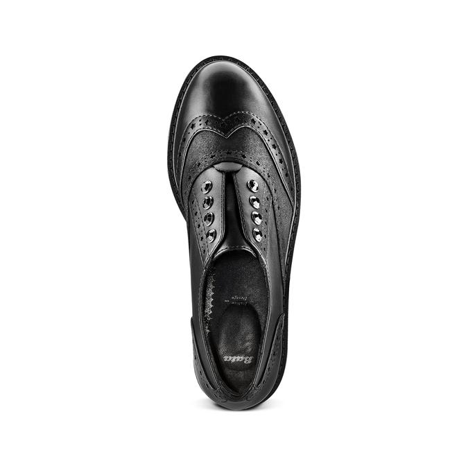 Women's shoes bata, Noir, 511-6292 - 17