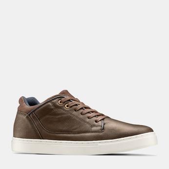 Men's Shoes bata, Brun, 841-4496 - 13