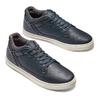 Men's Shoes bata, Bleu, 841-9496 - 26
