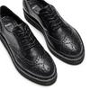 Women's shoes bata, Noir, 521-6546 - 26