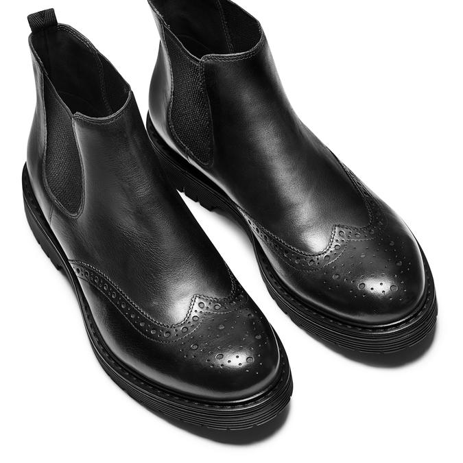 BATA Chaussures Homme bata, Noir, 894-6301 - 17