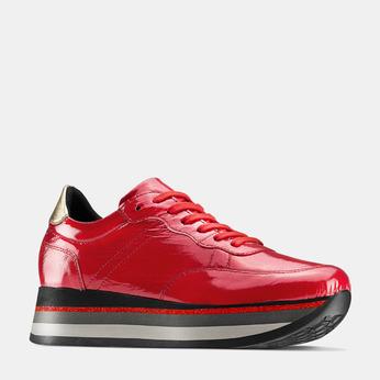 Women's shoes bata, Rouge, 648-5103 - 13