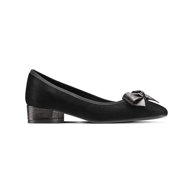 BATA Chaussures Femme bata, Noir, 523-6197 - 13