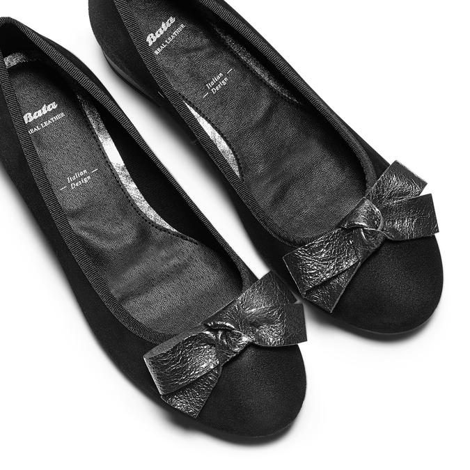 BATA Chaussures Femme bata, Noir, 523-6197 - 26