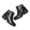 BATA Chaussures Femme bata, Noir, 794-6407 - 26