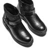 BATA Chaussures Femme bata, Noir, 591-6912 - 17