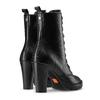 Women's shoes flexible, Noir, 794-6211 - 26