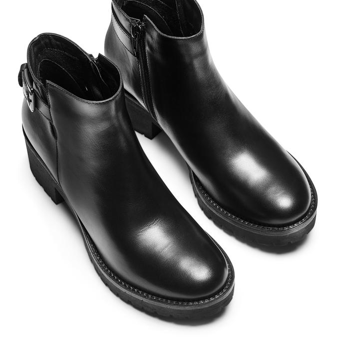 BATA Chaussures Femme bata, Noir, 794-6407 - 17