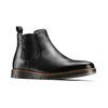 Men's shoes flexible, Noir, 894-6234 - 13