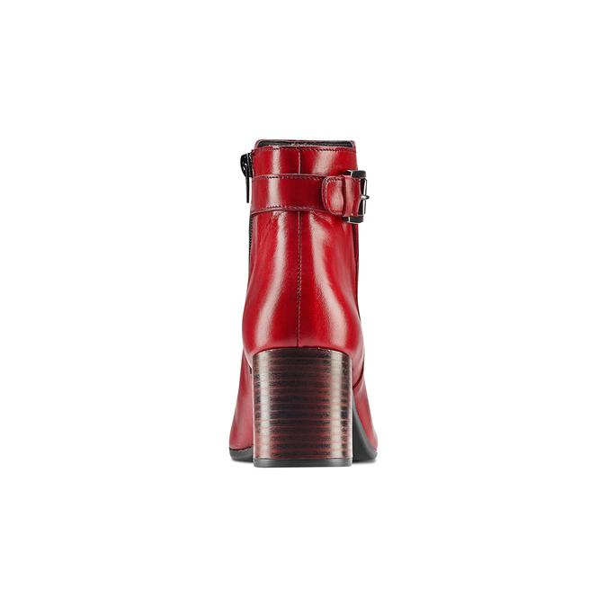 Women's shoes bata, Rouge, 794-5455 - 15