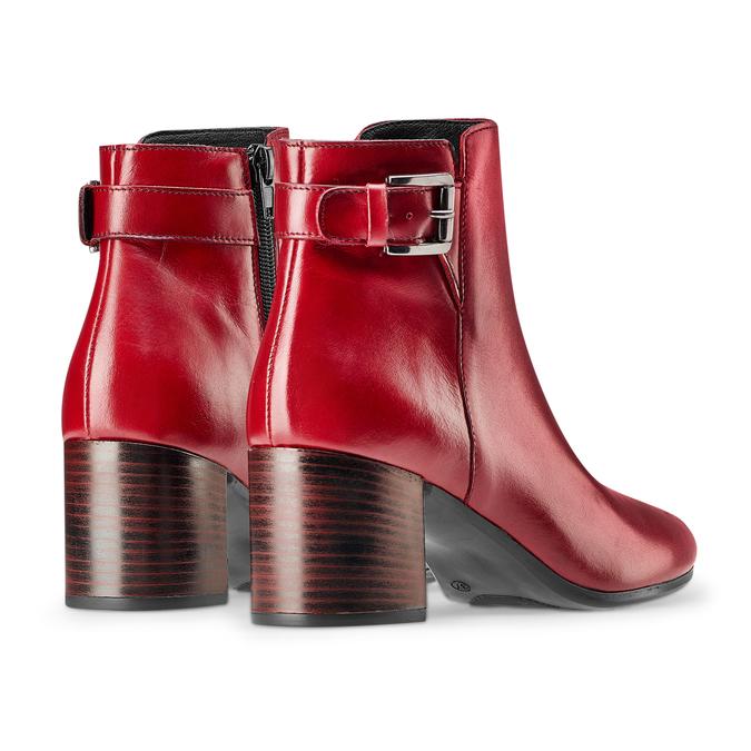 Women's shoes bata, Rouge, 794-5455 - 26
