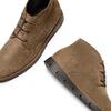 Men's shoes flexible, Brun, 893-4232 - 26