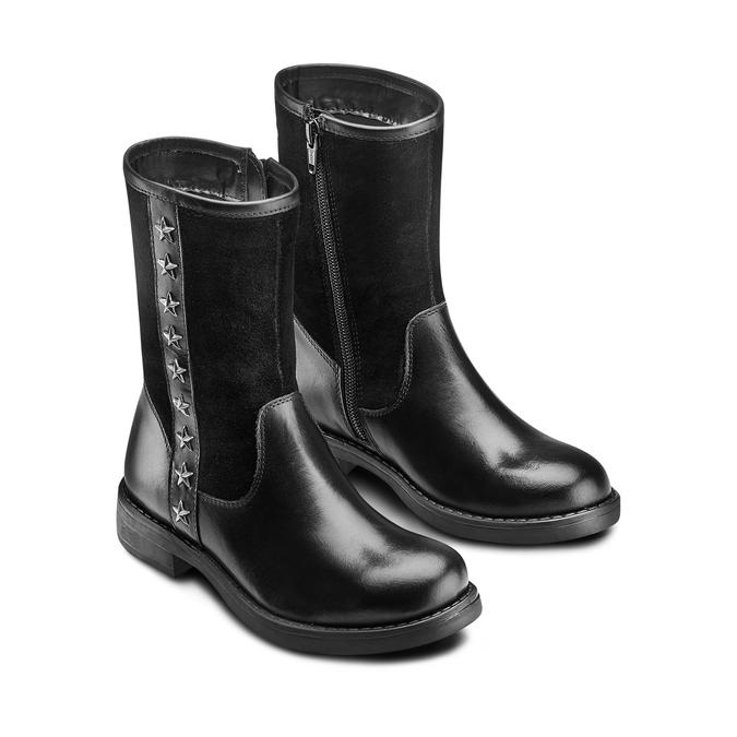MINI B Chaussures Enfant mini-b, Noir, 394-6290 - 16