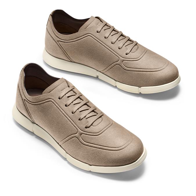 BATA B FLEX Chaussures Homme bata-b-flex, Beige, 849-8568 - 26
