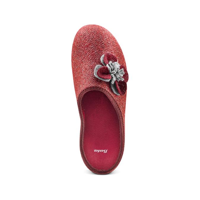 Women's shoes bata, Rouge, 579-5514 - 17