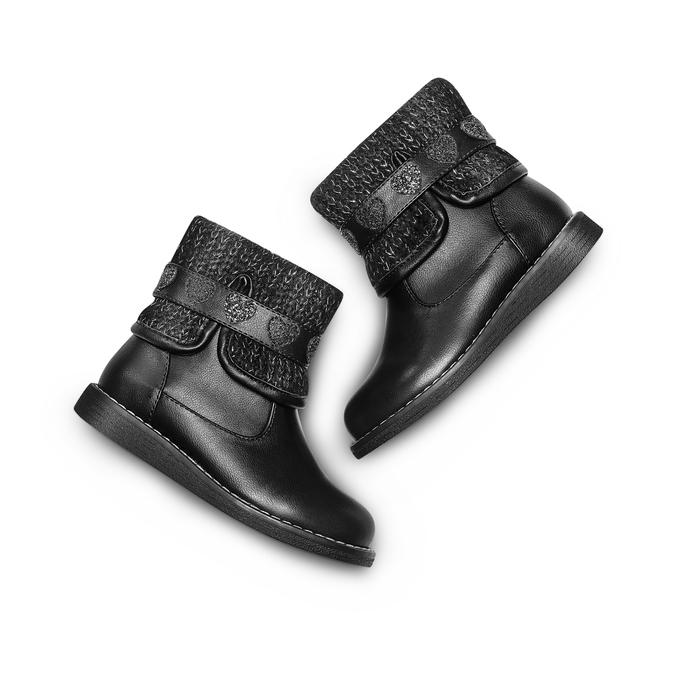 MINI B Chaussures Enfant mini-b, Noir, 291-6180 - 26