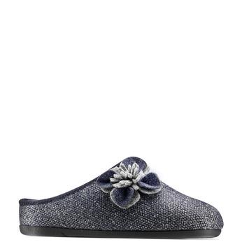 Women's shoes bata, Bleu, 579-9514 - 13