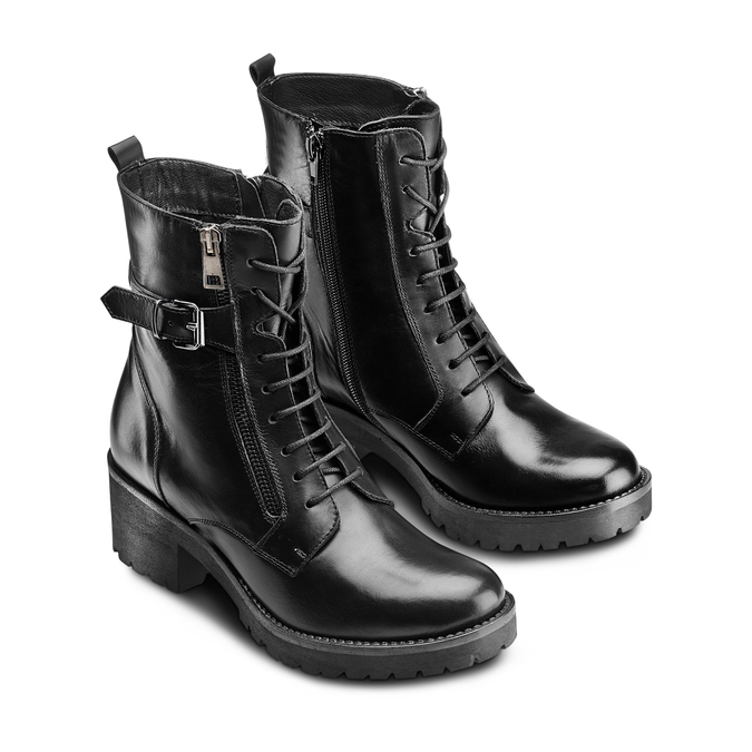 BATA Chaussures Femme bata, Noir, 794-6406 - 16