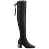 BATA Chaussures Femme bata, Noir, 799-6444 - 13