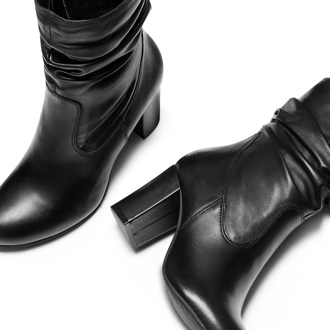 BATA Chaussures Femme bata, Noir, 794-6347 - 26