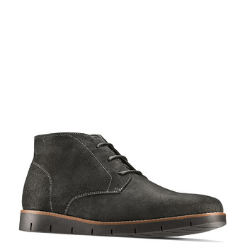Men's shoes flexible, Bleu, 893-9232 - 13