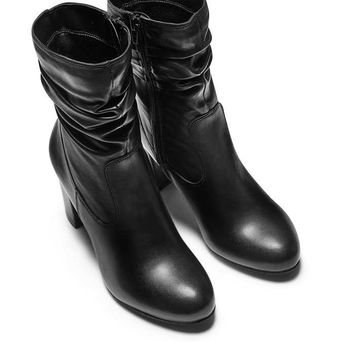 BATA Chaussures Femme bata, Noir, 794-6347 - 17