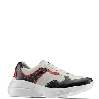 BATA Chaussures Homme bata, Noir, 824-6362 - 13
