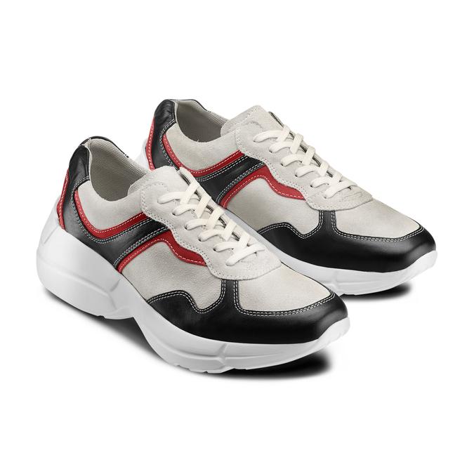 BATA Chaussures Homme bata, Noir, 824-6362 - 16