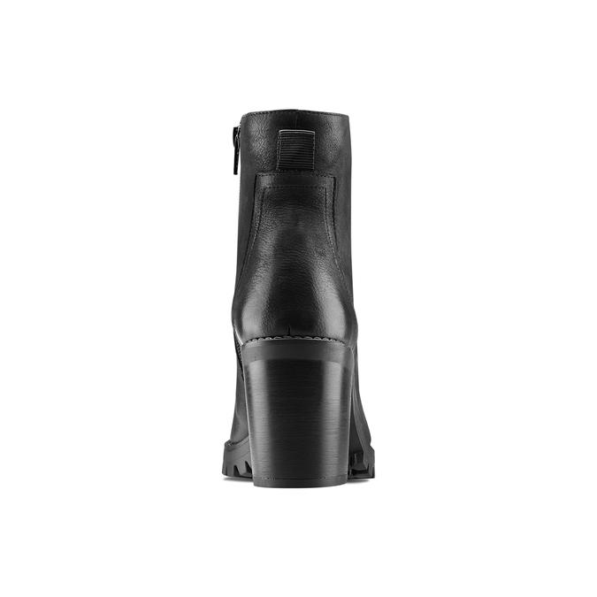 BATA Chaussures Femme bata, Noir, 796-6416 - 15