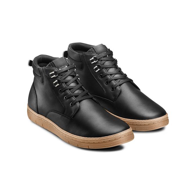 Men's shoes bata-rl, Noir, 891-6253 - 16