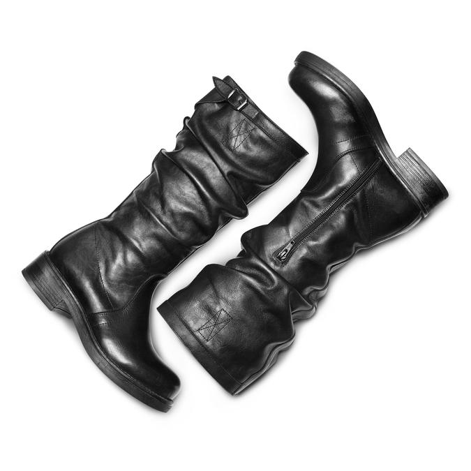 BATA Chaussures Femme bata, Noir, 594-6790 - 26
