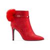 Women's shoes bata, Rouge, 799-5438 - 13