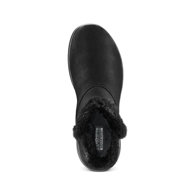 Chaussures Femme skechers, Noir, 503-6124 - 17