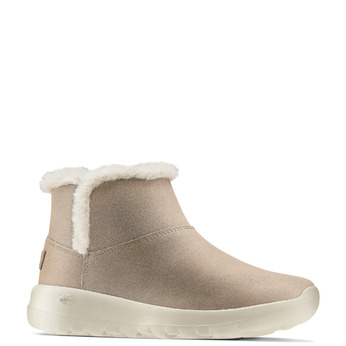 Women's shoes, Jaune, 503-8124 - 13