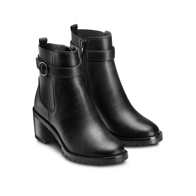 BATA RL Chaussures Femme bata-rl, Noir, 691-6217 - 16