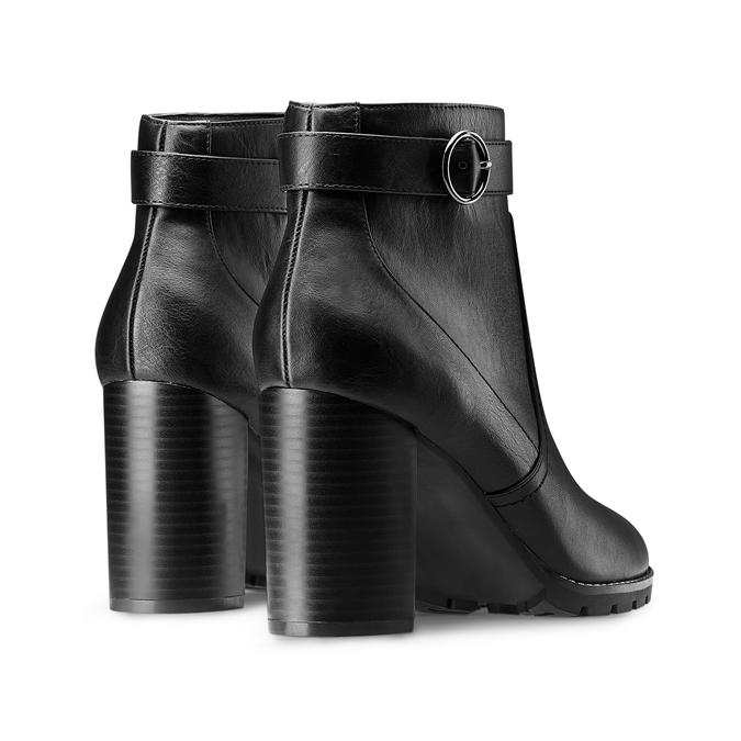 Women's shoes bata-rl, Noir, 791-6383 - 26