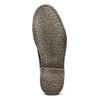 Men's shoes bata, Bleu, 823-9575 - 19