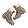 WEINBRENNER Chaussures Femme weinbrenner, Beige, 696-2207 - 26
