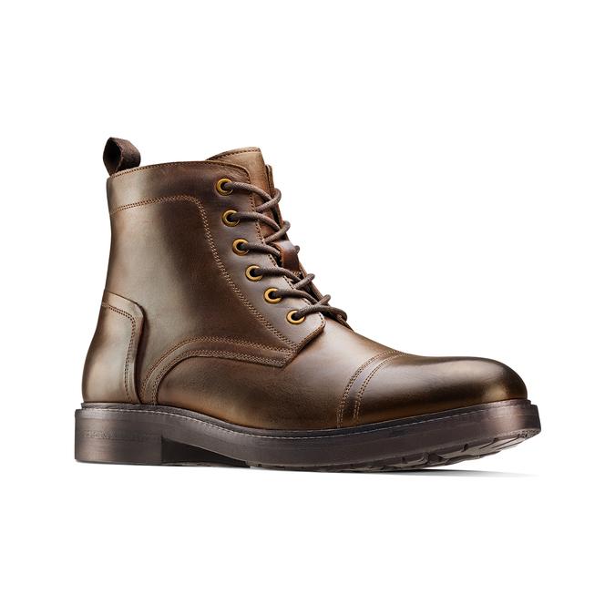 Men's shoes bata, Brun, 894-4323 - 13