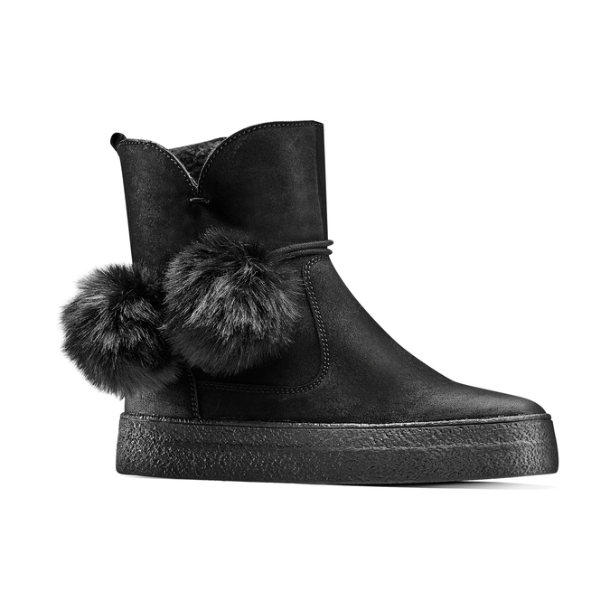 WEINBRENNER Chaussures Femme weinbrenner, Noir, 596-6985 - 13
