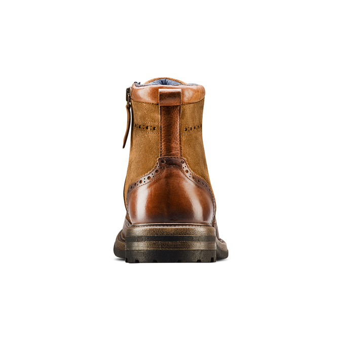 BATA Chaussures Homme bata, Brun, 893-3294 - 15