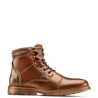 Men's shoes bata-rl, Brun, 891-3406 - 13
