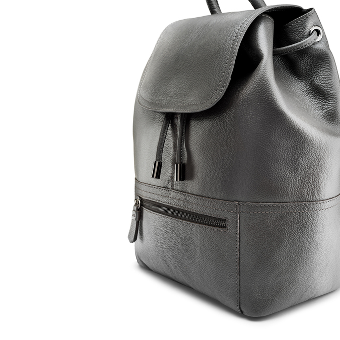 Backpack bata, Gris, 964-2263 - 15