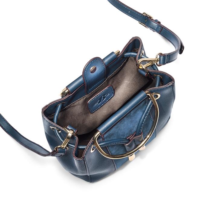BATA Sac Femme bata, Bleu, 961-9448 - 16